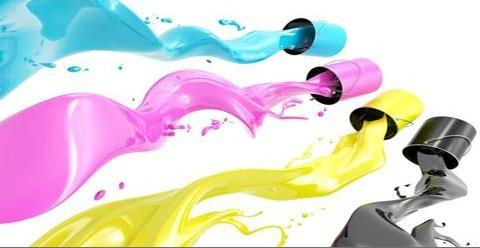 色彩颜料荧光粉